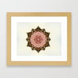 Urban Mirror # 1 Framed Art Print