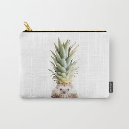 Hedgehog Pineapple Carry-All Pouch