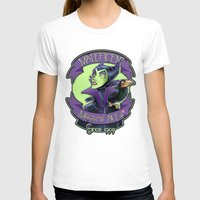 maleficent T-shirts featuring Maleficent by KanaHyde