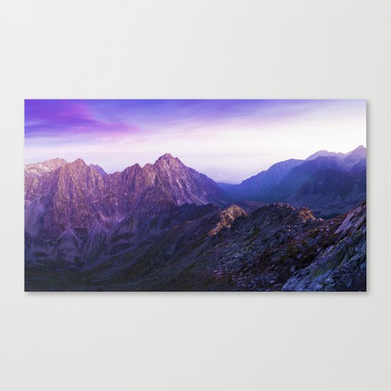 Where Wizards Wander Canvas Print