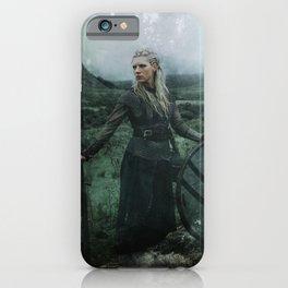 Shieldmaiden iPhone Case