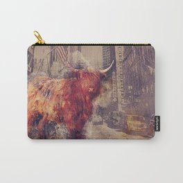Sightseeing Cattle Carry-All Pouch