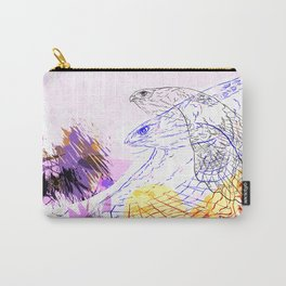 paintind birds Carry-All Pouch
