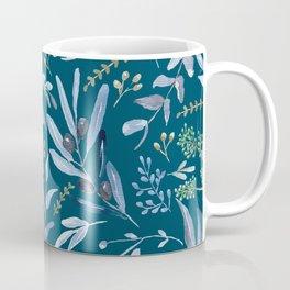 Eucalyptus Blue Coffee Mug