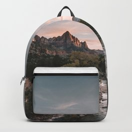 Zion Sunset Backpack