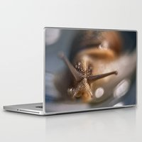 salt water Laptop & iPad Skins featuring Salt by Ozgur Kalender