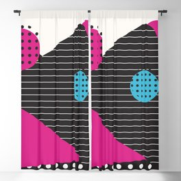 Bakersfield 1989 Blackout Curtain