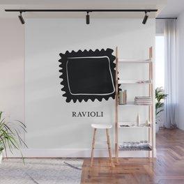 Pasta Series: Ravioli Wall Mural