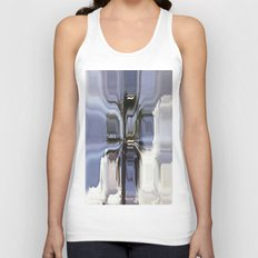 Abstract tree Unisex Tank Top