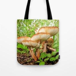 Mushroom Fairyland 1 Tote Bag