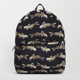 Leopard catfish Backpack