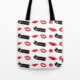 Chappy the Shiba Dog© Chappy Stick Tote Bag
