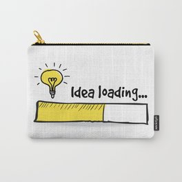 Idea Loading Carry-All Pouch