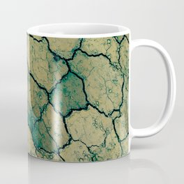 Shattered texture Coffee Mug
