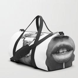 Look at my eyes Duffle Bag