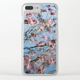 Water...Color (variation - abstract nature photography series) Clear iPhone Case