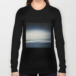 sea + surfer abstract Long Sleeve T-shirt