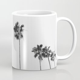 Black & White Palms Coffee Mug