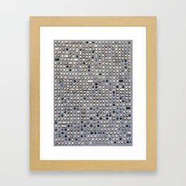 Lust (sin 1) Framed Art Print