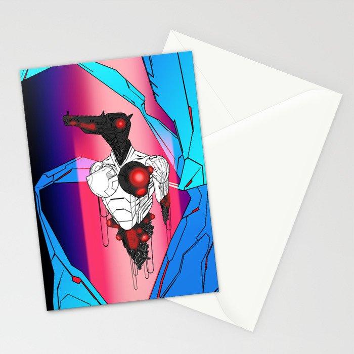 ULTRACRASH 5 Stationery Cards