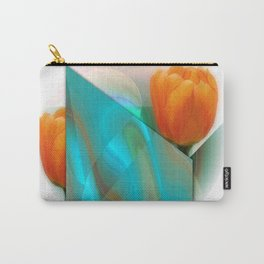 Tulip Sunrise Carry-All Pouch