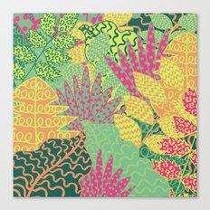 Jungle Funk Canvas Print