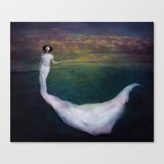 Wicked Game Canvas Print
