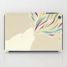 The Harlequin's Wolf iPad Case
