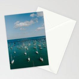 Lake Michigan - Chicago Stationery Cards