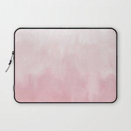 Pink watercolour Laptop Sleeve