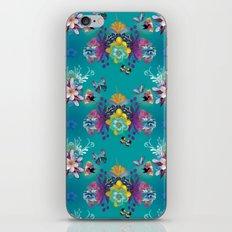 Blue Hawaii iPhone & iPod Skin
