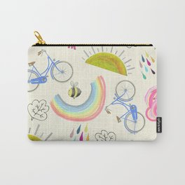 Earth Day Fun Carry-All Pouch