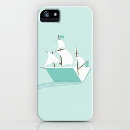 Sea of Knowledge iPhone Case