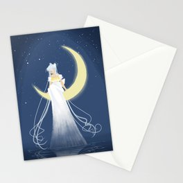 Moon Princess Stationery Cards