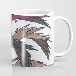 Feather Neutrals Coffee Mug