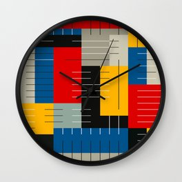 THEO AND ME Wall Clock