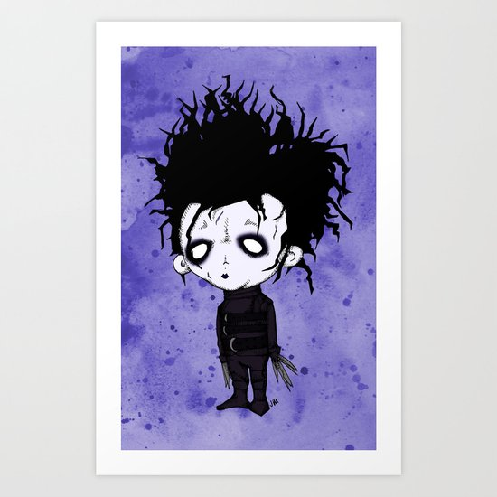 Boys Dont Cry Art Print