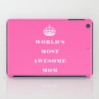 mom iPad Cases featuring Mom by Beautiful Homes