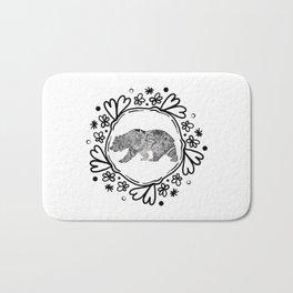 Doodel Bear Bath Mat