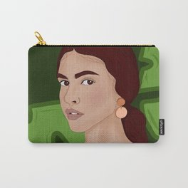 Nueva Frida Khalo Carry-All Pouch