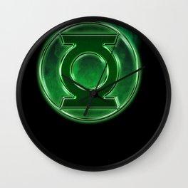 Green Lantern Spectre Wall Clock