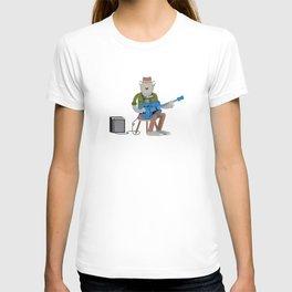 Werewolf Blues T-shirt