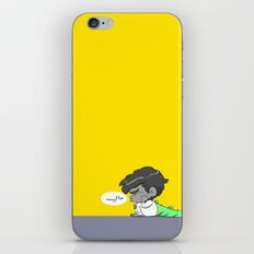 mabe iPhone & iPod Skin