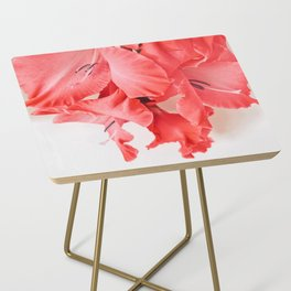 Coral Cascade Side Table