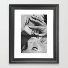 A Thing Called Love Framed Art Print