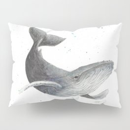 Humpback Whale Pillow Sham