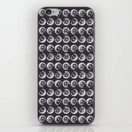 Guitar Knob Dots Pattern iPhone Skin