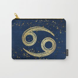 Cancer Zodiac Sign Carry-All Pouch