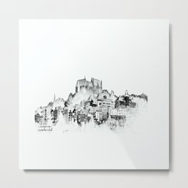 City Marburg Metal Print