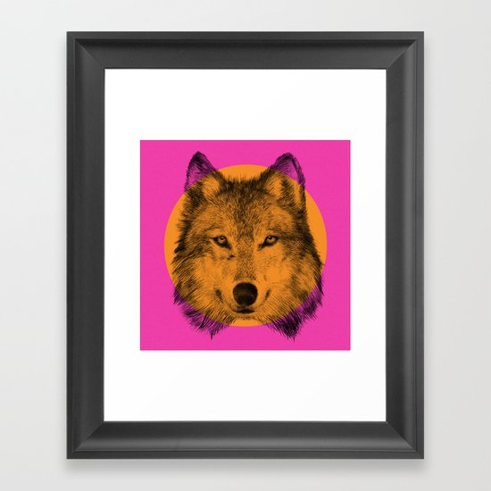 Wild 7 by Eric Fan & Garima Dhawan Framed Art Print